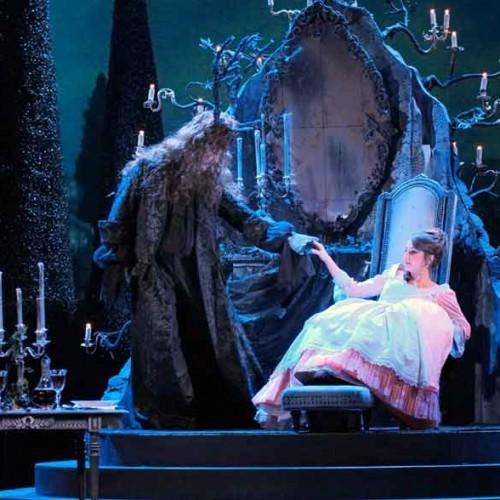Zémire et Azor (Mise en scène et chorégraphie : Bernard Pisani)
