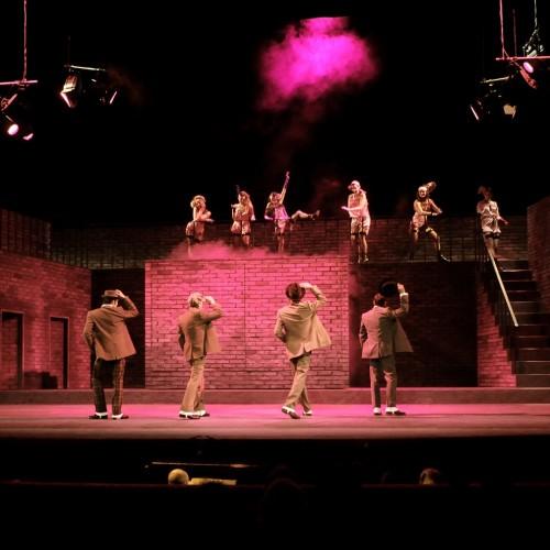 L'Opéra de Quat'Sous (Mise en scène et Chorégraphie : Bernard Pisani)