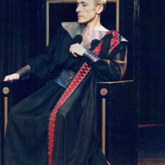 Britannicus mis en scène par Bernard Pisani