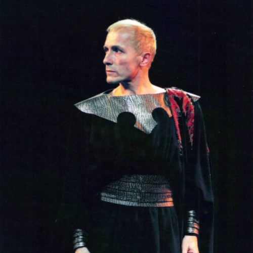 Britannicus mise en scène Bernard Pisani (Néron)