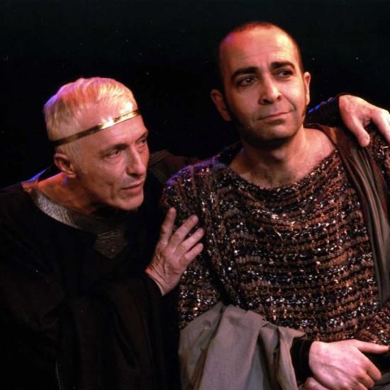 Britannicus mis en scène par Bernard Pisani (Tournée nationale)