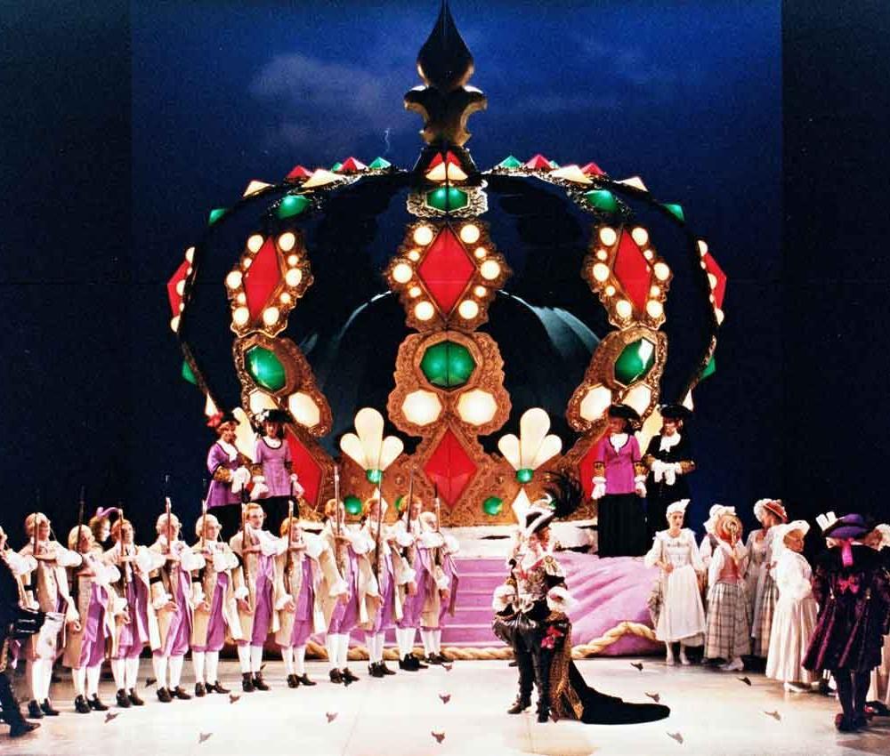 Opéras de Marseille et Saint-Etienne