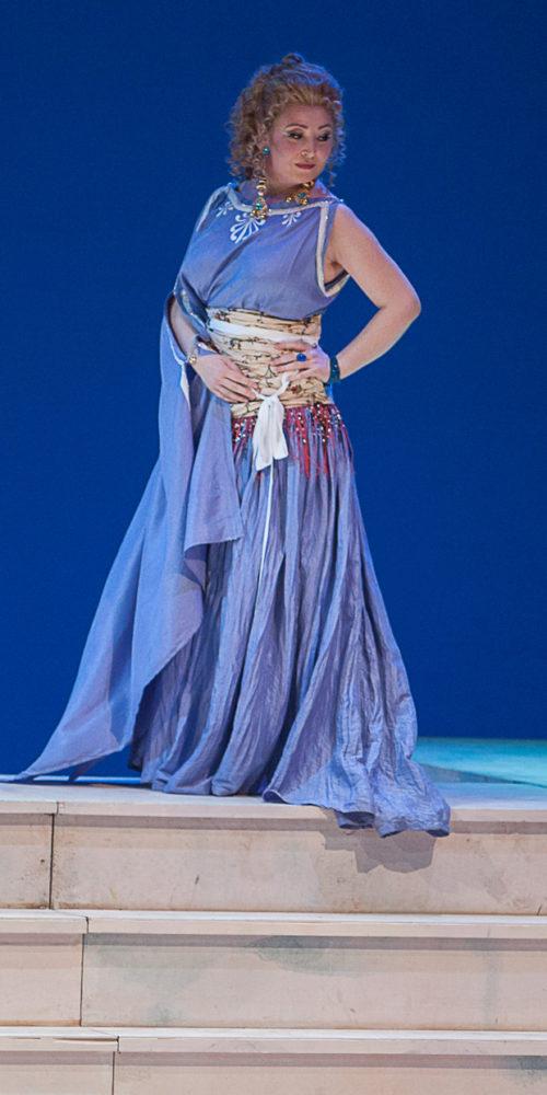 La Belle Hélène à l'Opéra de Toulon mise en scène Bernard Pisani